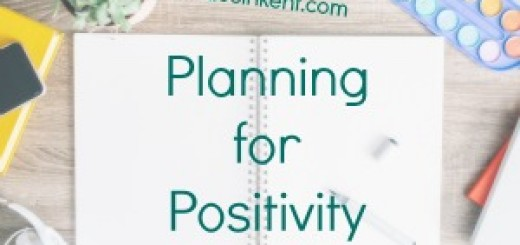Planning for Positivity