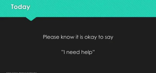 Today - Ask for help
