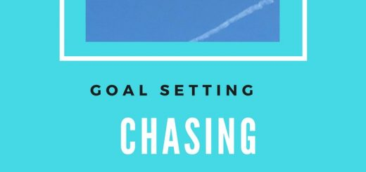 Chasing your own goals